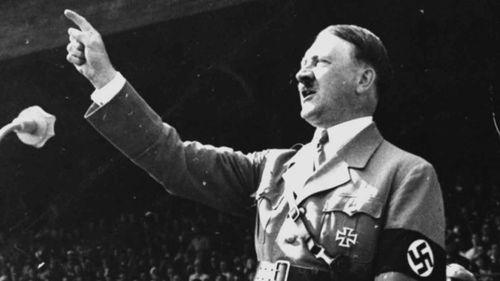 Adolf Hitler in 1937. (AP)