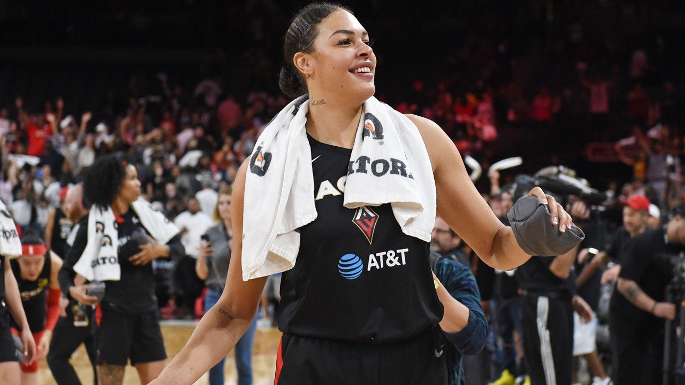 Aussie Liz Cambage mocks Mystics after WNBA play-offs win
