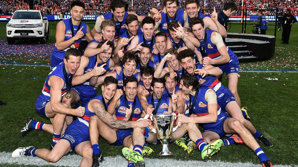 The AFL grand final will remain a day game in 2017. (AAP)