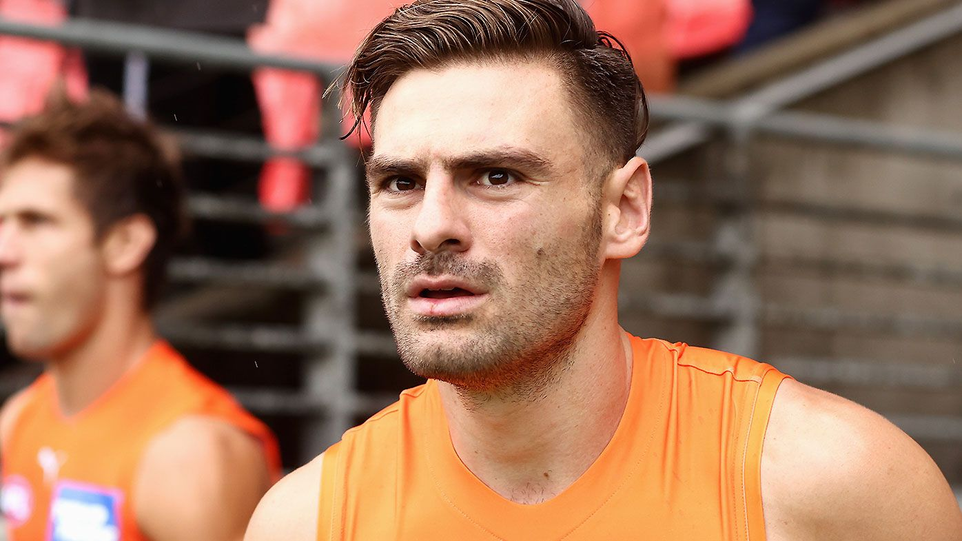 'He needs a fresh start': GWS Giants urged to explore trading captain Stephen Coniglio