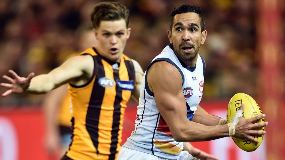 Eddie Betts. (AAP)