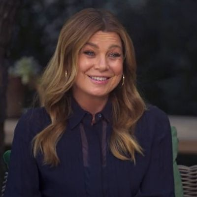 Ellen Pompeo as Meredith Grey: Now