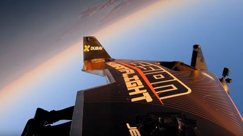 The Jetman wingsuit has redefined flight.