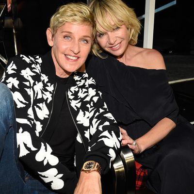 Ellen DeGeneres and Portia de Rossi: Together since 2004