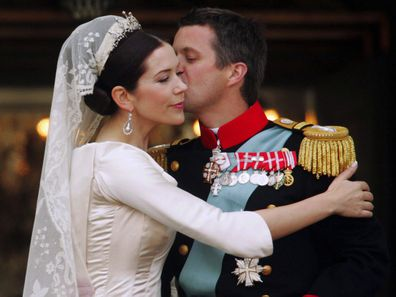 Princess Mary and Prince Frederik's wedding