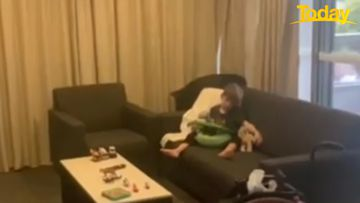 Boy, 6, with cerebral palsy put into hotel quarantine