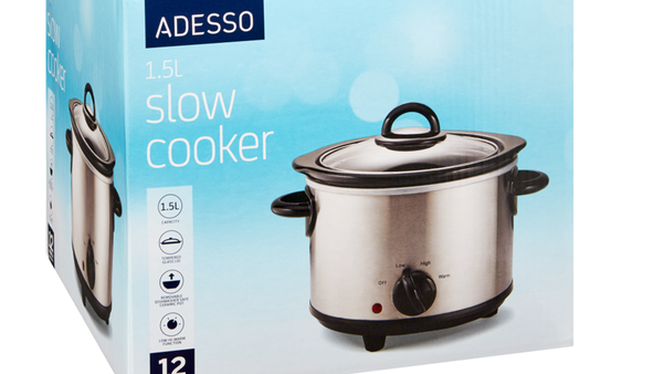 Woolworths' Adesso Slow Cooker
