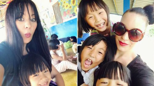 The Adelaide teacher has been working in Chiang Mai for the past two years.