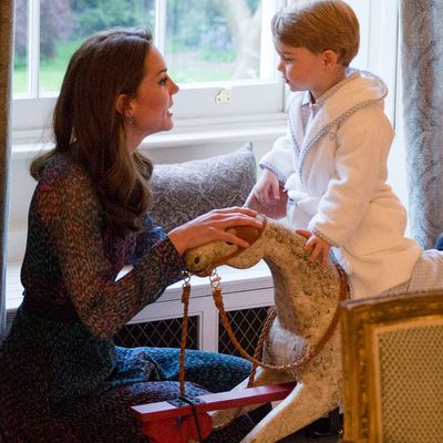 Royal pregnancies: The Duchess of Cambridge and Prince George