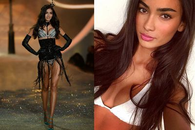 Swedish-born, half-Indian, Aussie-raised Kelly Gale is only 19 but she's already scored her second Victoria's Secret runway gig after her debut in 2013.<br/><br/>There's usually around 40 models in the show, with other confirmed names including Joan Smalls, Lindsay Ellingson, Martha Hunt, Sara Sampaio, Daniela Braga and Lily Donaldson.