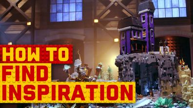 How to find inspiration for your next LEGO build