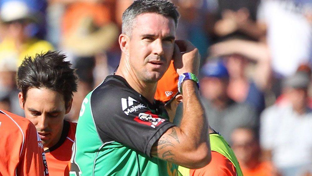 Kevin Pietersen. (AAP)