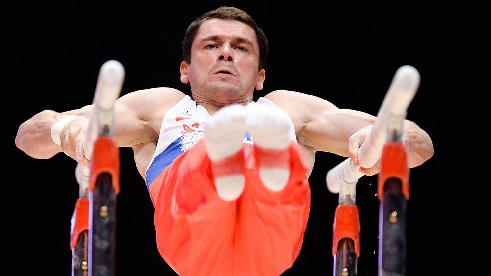 Nikolai Kuksenkov. (AFP)
