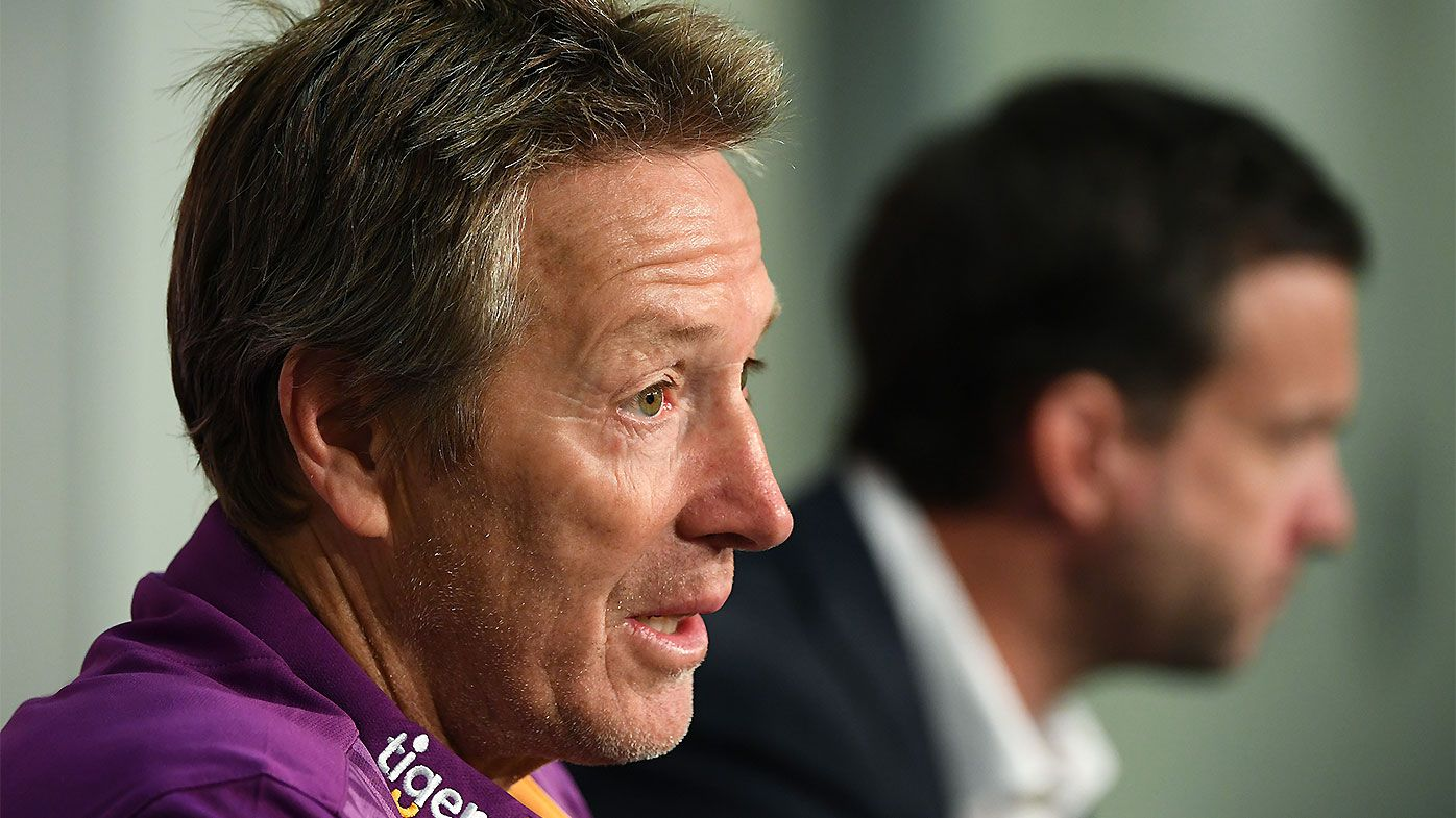 Melbourne Storm yet to release chief executive Dave Donaghy to Brisbane Broncos