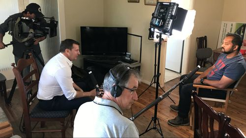A Current Affair's Steven Marshall will also interview Kai's co-accused, Shaheed Khan, who was not convicted. (A Current Affair)