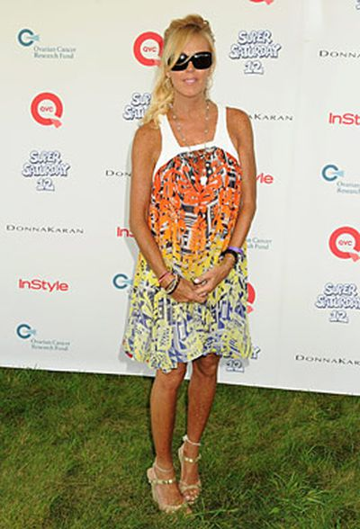 <b>Age: 48</b><br/><br/>Do these mature celeb ladies have what it takes to dress half their age?