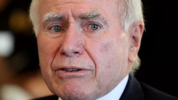 Barnaby Joyce calls for John Howard to 'solve crisis'