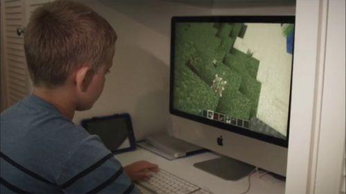 KoalaSafe was inspired by founder Steve Pack's nephew after he became addicted to Minecraft. (Kickstarer/KoalaSafe)