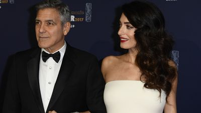 """<p><a href=""""http://www.imdb.com/name/nm0000123/"""" target=""""_blank"""">Actor George Clooney</a> and his <a href=""""https://en.wikipedia.org/wiki/Amal_Clooney"""" target=""""_blank"""">human rights attorney wife Amal</a> are expecting twins and the internet is already arguing over what the couple might name their offspring. There's also plenty of discussion as to whether the Clooneys will opt for classic, conservative names or unusual monikers as is the current trend in Hollywood.&nbsp;</p> <p>George isn't helping himself (or his wife) by making wisecracks about the monikers he'd like the babies to have. Just this week he told reporters that his current favourite choices had been shot down by Amal. And no wonder really. His suggested names? Casa and Amigos.</p> <p>Clooney, of course, co-owns the tequila company Casamigos with <a href=""""https://www.instagram.com/randegerber/?hl=en"""" target=""""_blank"""">Rande Gerber</a> - husband of <a href=""""https://www.instagram.com/cindycrawford/?hl=en"""" target=""""_blank"""">Cindy Crawford</a>. We don't imagine that he was seriously considering either name. In fact, our feeling is that the Clooneys will name their babies old-fashioned, simple names, but in reality, we'll have to wait and see. In the meantime here's a collection of sweet snaps of celebrity parents and their bubbas all of whom have names we adore.</p>"""