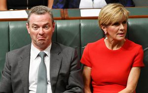 Senate committee pushes fresh Pyne, Bishop jobs probe