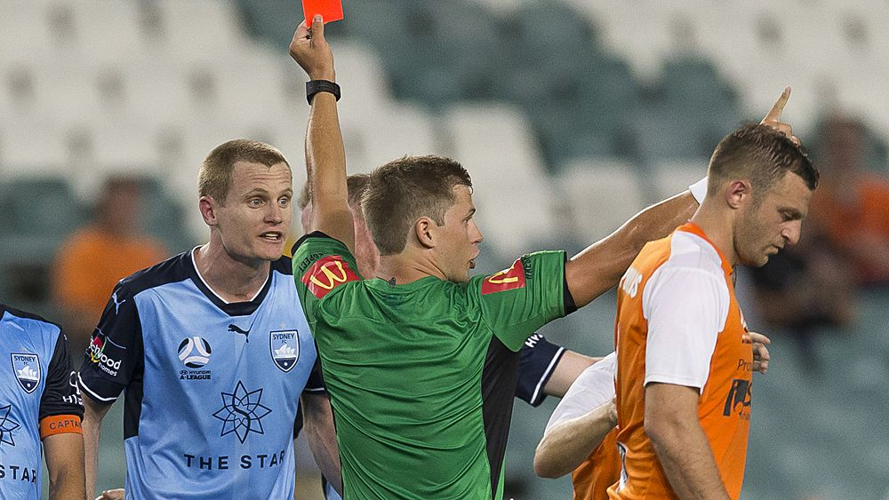 Spitting incident mars Sydney A-League win
