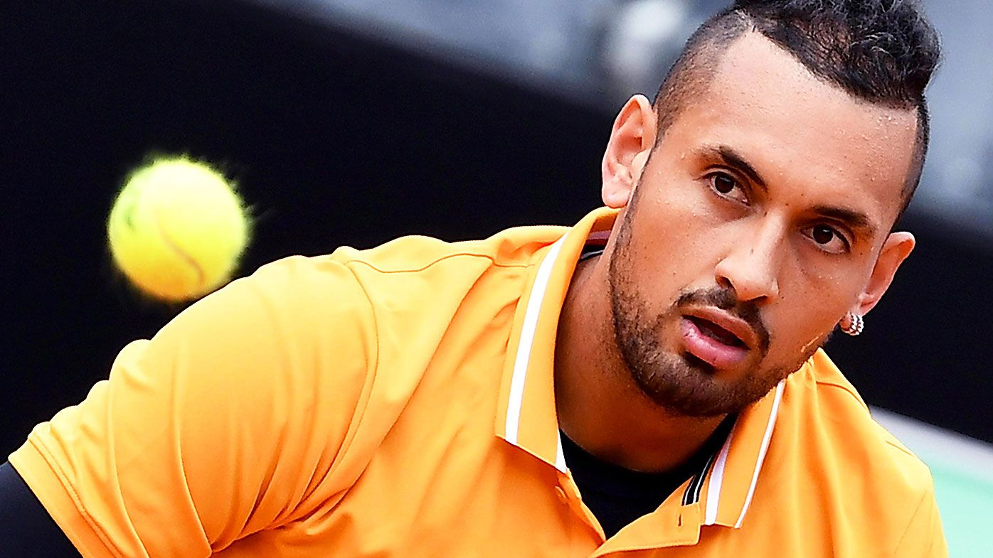 Nick Kyrgios withdraws from French Open just days after claiming tournament 'sucked'