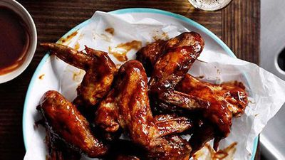Easy-peasy Chinese chicken wings