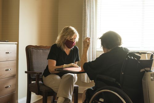 Revolutionary home care packages are making life easier for disabled and elderly people needing assistance.
