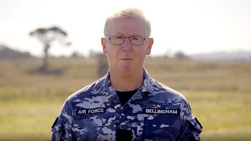 """ADF Director for Exercise Talisman Sabre, Air Commodore Stuart Bellingham, said Queenslanders might notice """"high levels"""" of military activity on the states roads, water and airways."""