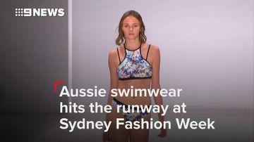 Swimwear hits the runway at Mercedes-Benz Fashion Week Sydney