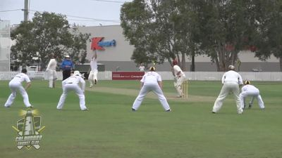 Cricket: Crazy wicket leaves players baffled in Queensland