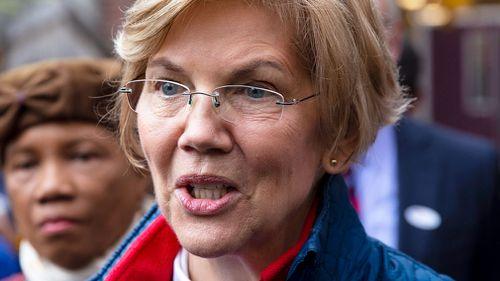 US Senator Elizabeth Warren has taken the first major step toward launching a widely anticipated campaign for the presidency.