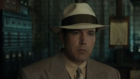 Entertainment News: 'Live by Night'