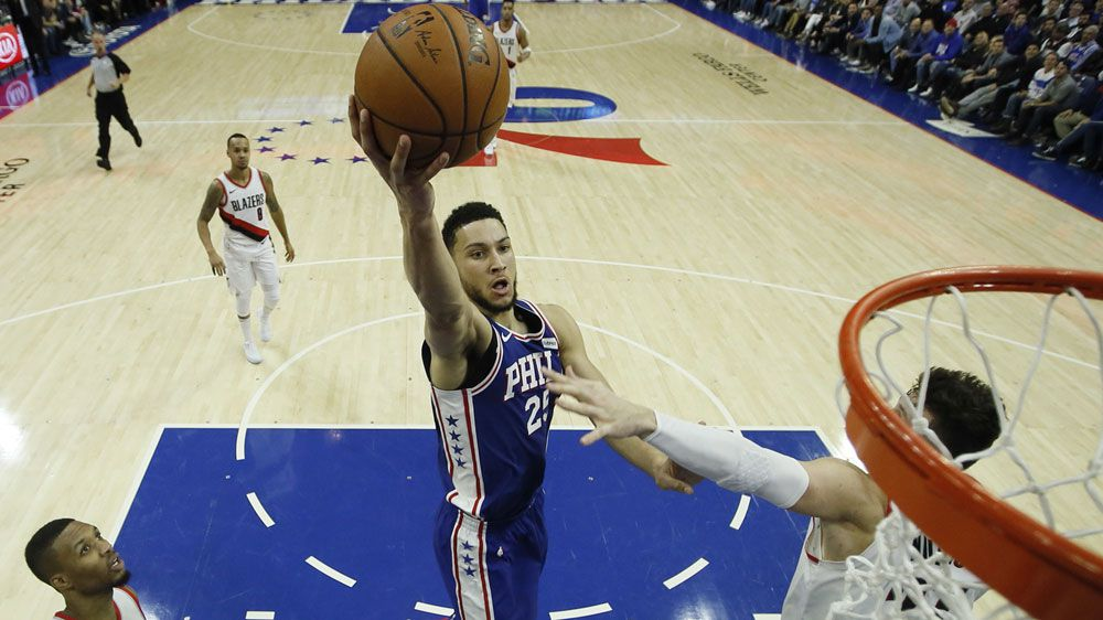 Simmons, Maker and Ingles thrive in NBA