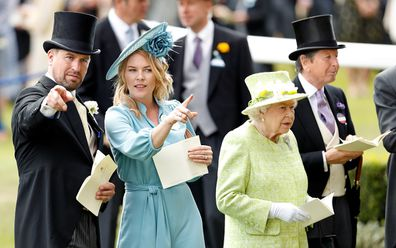 The couple asked Queen Elizabeth for permission to split in 2019.