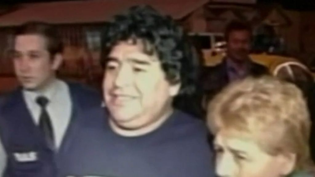 Report finds Diego Maradona's death 'prolonged, agonising'