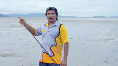 As featured on My Way, Juan Walker has a passion for sharing the knowledge and teachings of his ancestral lands. Juan is part of one of the five Kuku Yalanji clans who can claim their homeland for some tens of thousands of years on the coastal side of the Great Dividing Range.