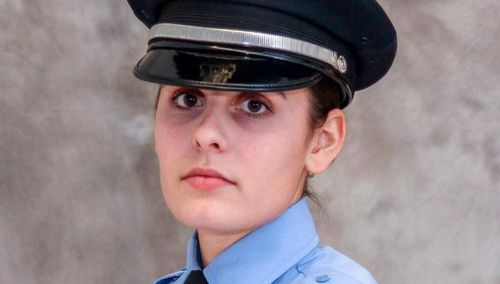 Officer Katlyn Alix, 24, was shot dead by a fellow police officer.