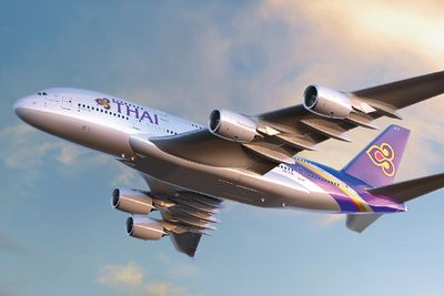 <strong>10. Thai Airways</strong>