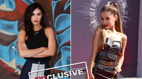 EXCLUSIVE: You can't sit with us! Megan Fox fan-girls over diva