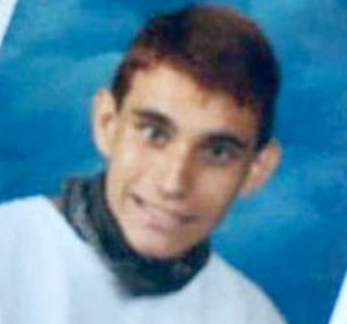 Suspected gunman Nikolas Cruz in a school photo. (Supplied)