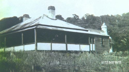 The homestead sits on one of the peninsula's biggest blocks of land. (9NEWS)
