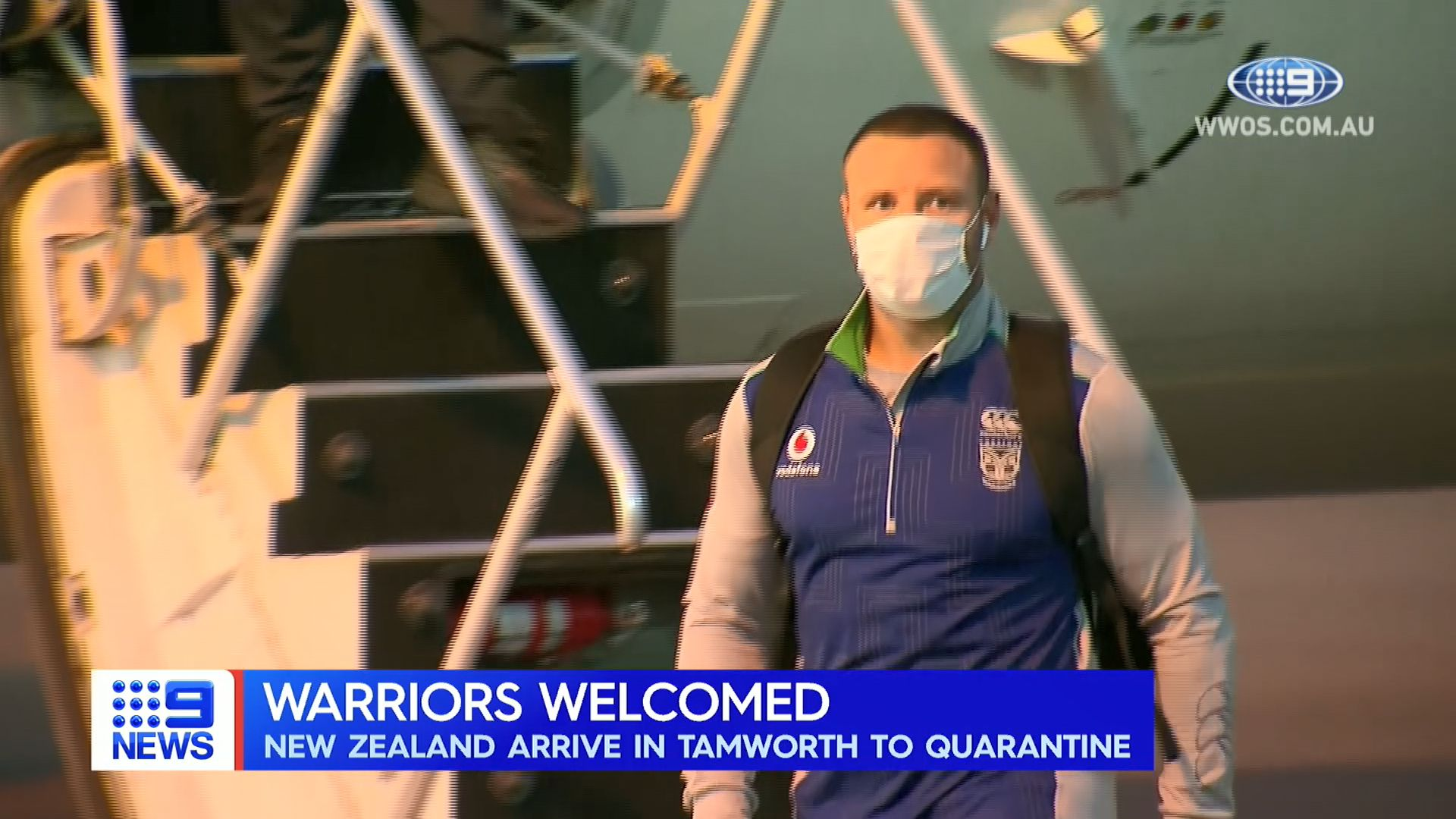 'Tough work if you had three kids in a hotel room': Warriors seeking family quarantine exemption