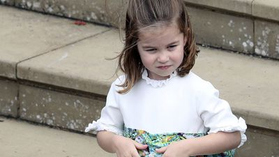 Princess Charlotte prepares to start school