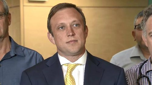Health Minister Steven Miles is facing growing presssure over the vote that resulted in Lady Cilento Hospital's name being changed