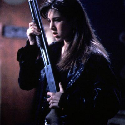 Jennifer Aniston in <em>Leprechaun </em>(1993)