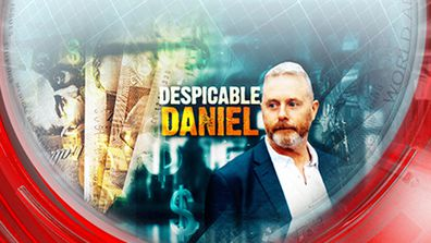 Despicable Daniel McSweeny