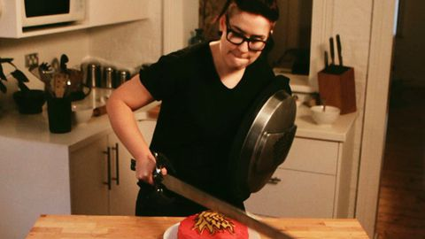 Watch: How to make a kick-ass <i>Game of Thrones</i> cake