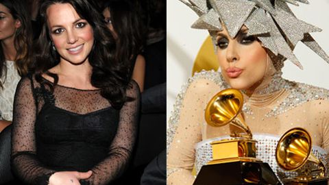 Britney Spears, Lady Gaga