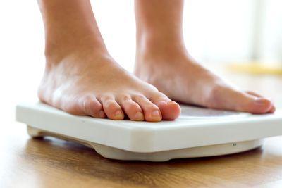 You gain weight